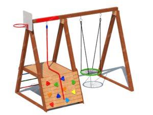 Детский игровой комплекс Асмико ИК-30.1