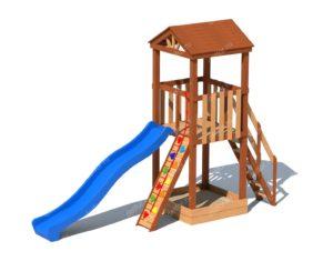 Детский игровой комплекс Асмико ИК-30.3